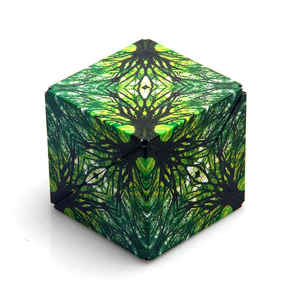 Shashibo Shape Shifting Box - Elements