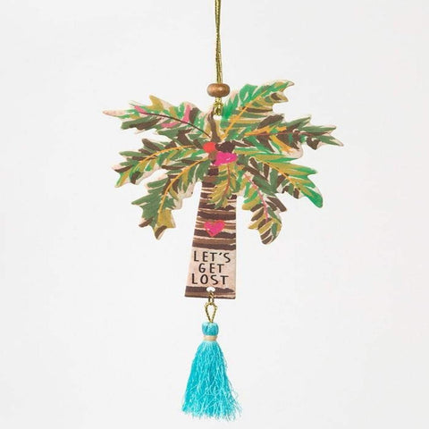 Palm Tree Lost Air Freshener