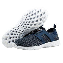 Mens Mistral Shoes - Navy Melange