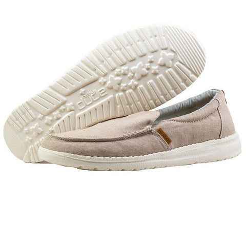Womens Misty Shoes - Chambray Beige