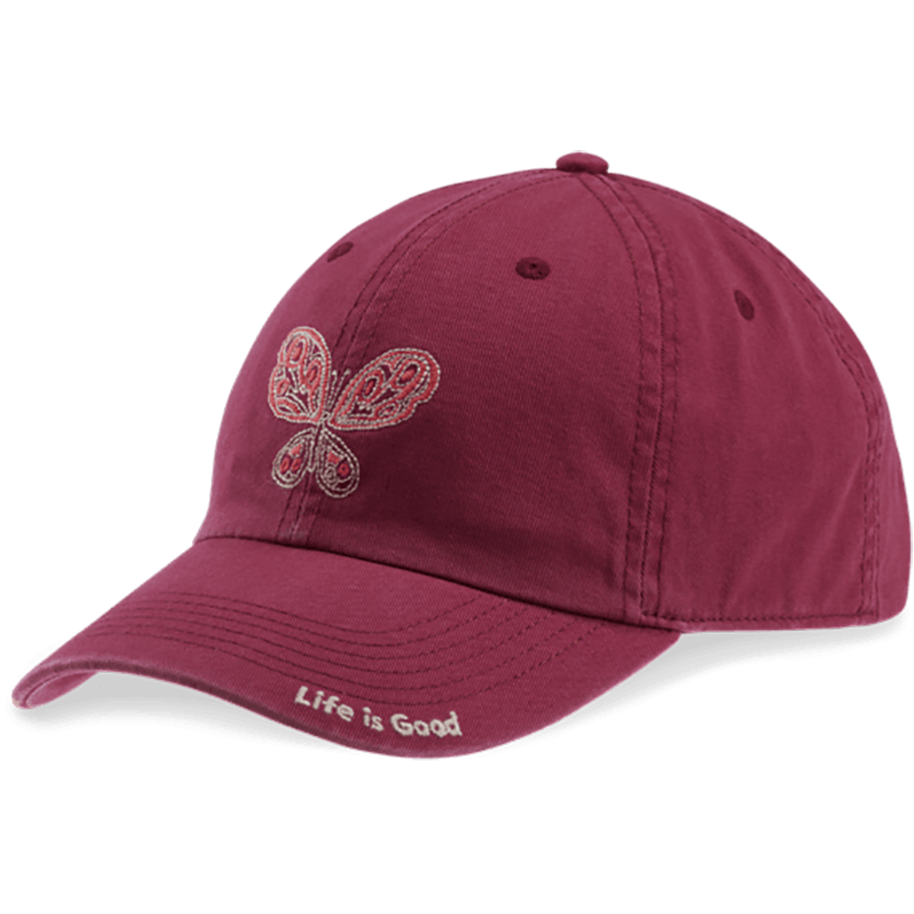 Mosaic Butterfly Chill Cap