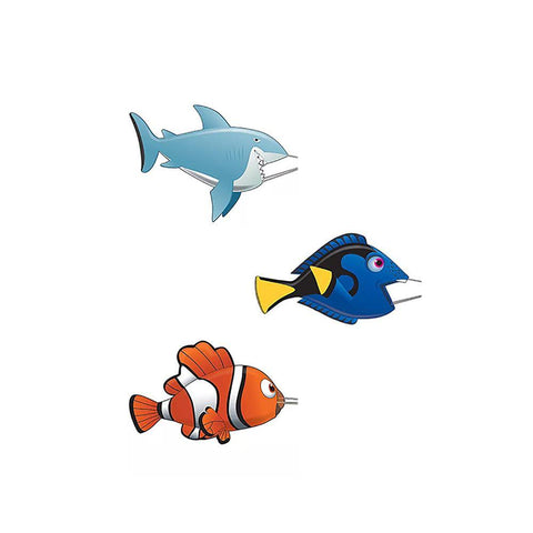Finding Nemo Windfriend 3 Pack Windsock Bundle