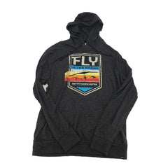 KHK Fly Hang Glider Hooded Tee