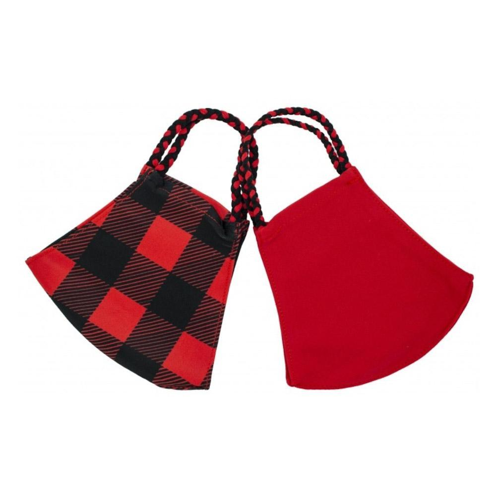 Pomchies Christmas Holiday Face Masks - Set of 2