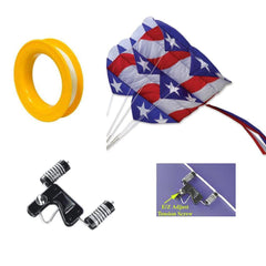 Patriotic Kite Fishing Bundle