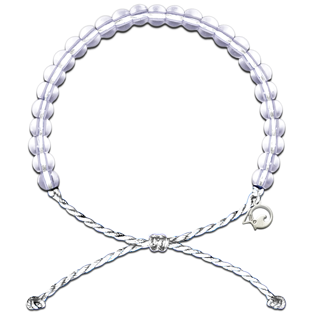 4Ocean Limited Edition White Polar Bears Bracelet