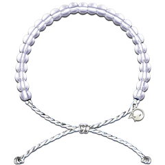 4Ocean White Polar Bears Bracelet - Kitty Hawk Kites Online Store