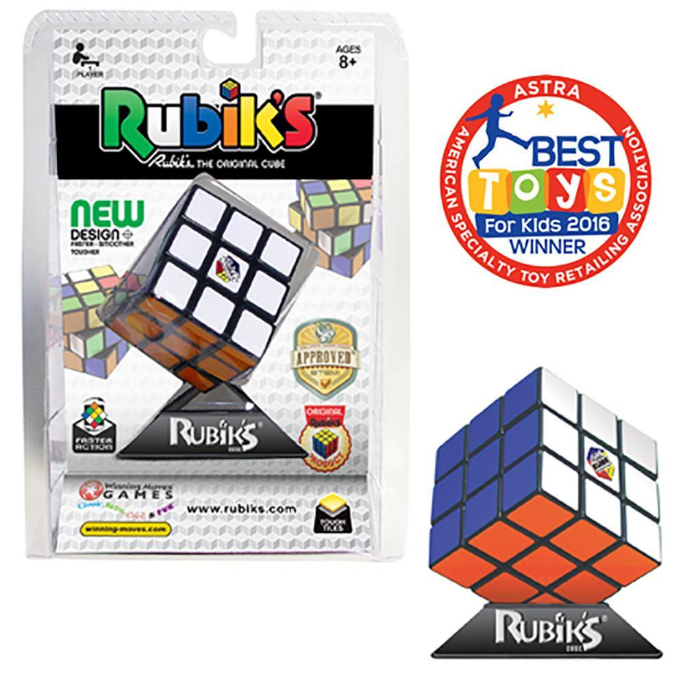 Rubik's Cube Game - 3x3