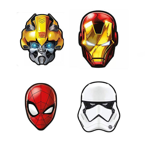 Super Hero 4 Pack Bundle