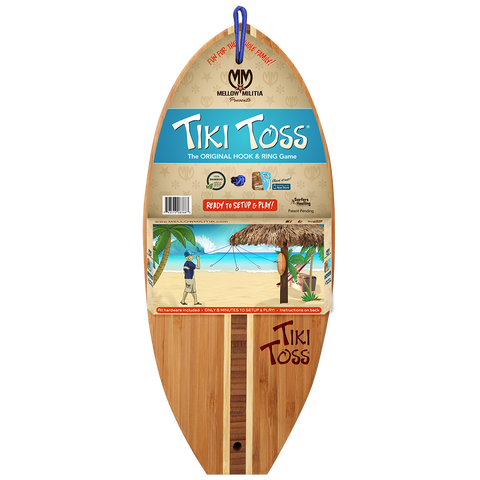 Tiki Toss Game - Kitty Hawk Kites Online Store