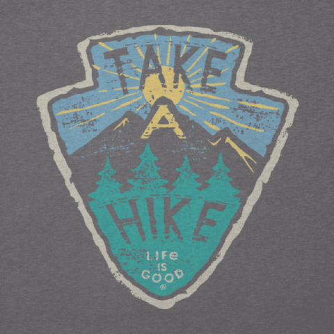 Women's Take A Hike Cool Vee