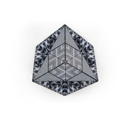 Shashibo Shape Shifting Box - Black and White - Kitty Hawk Kites Online Store