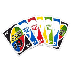 UNO Dare Card Game - Kitty Hawk Kites Online Store