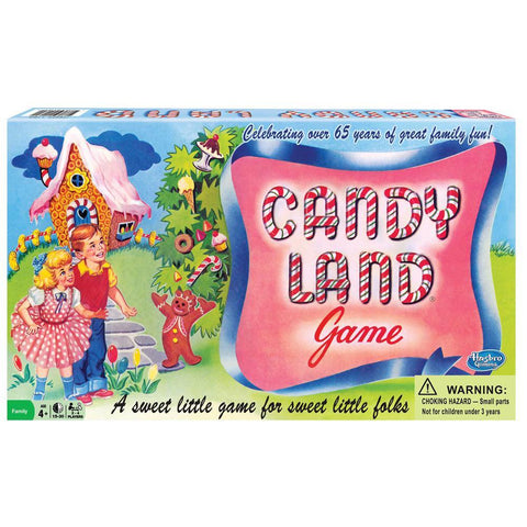 Candy Land Game - 65th Anniversary Edition