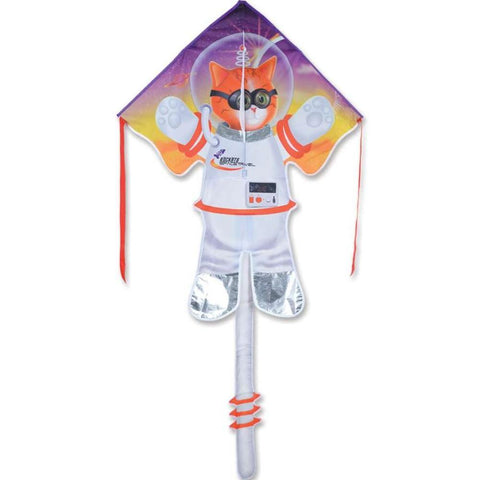 Catstronaut Easy Flyer Kite