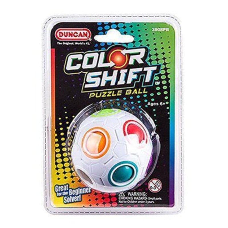 Color Shift Puzzle Ball - Kitty Hawk Kites Online Store