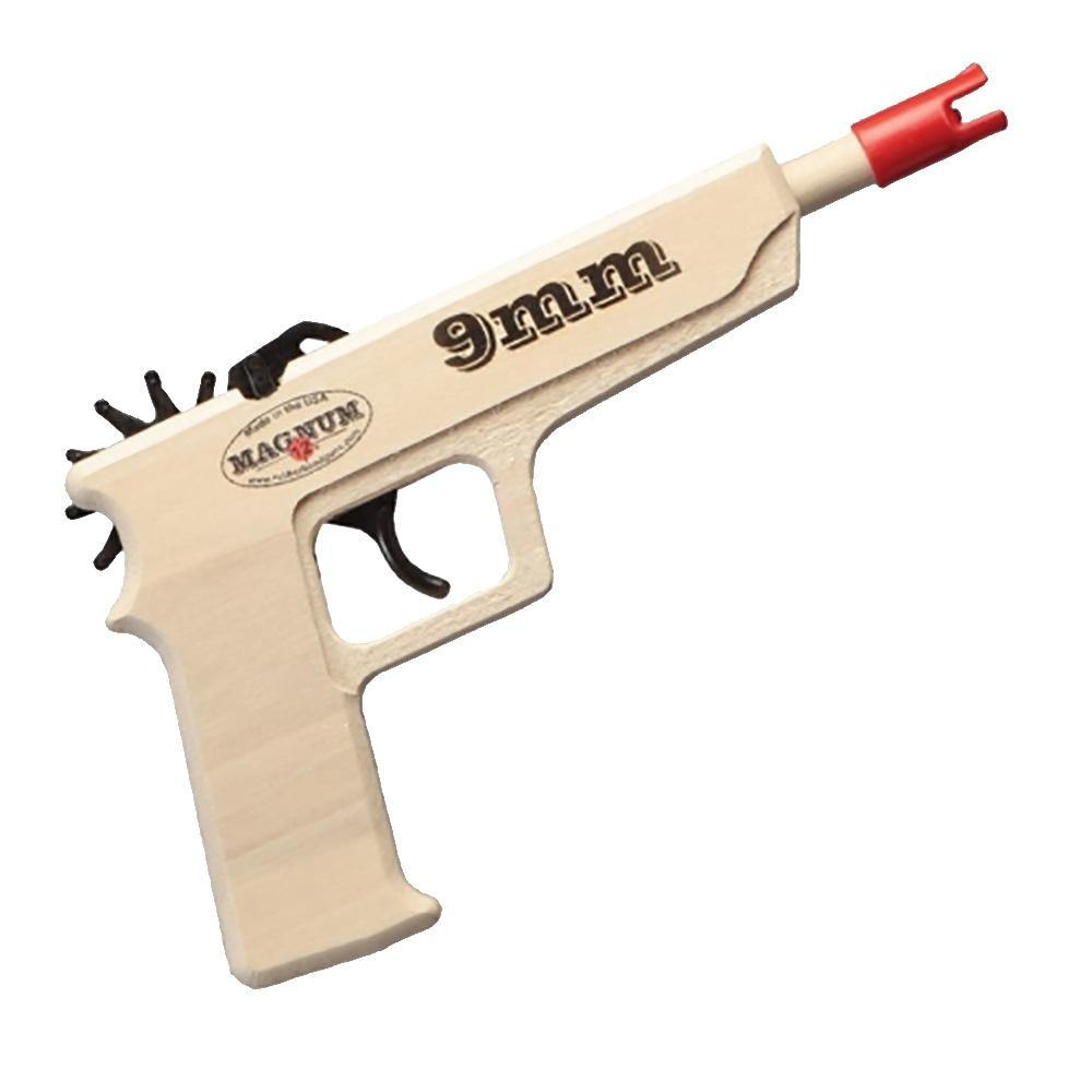 9 MM Rubber Band Gun Toy