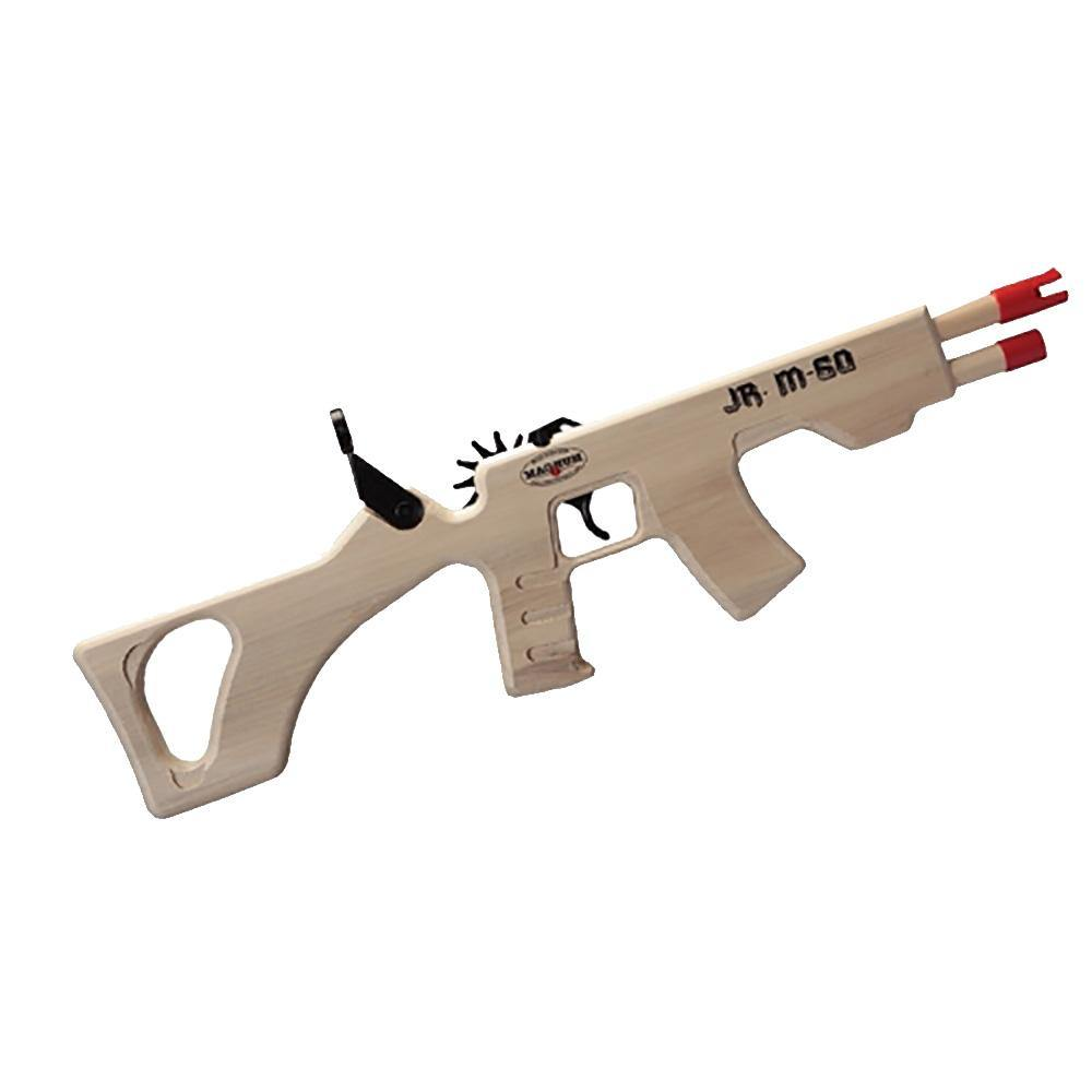 Jr. M60 Rubber Band Gun Toy