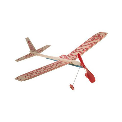 Balsa Wood Flying Machine