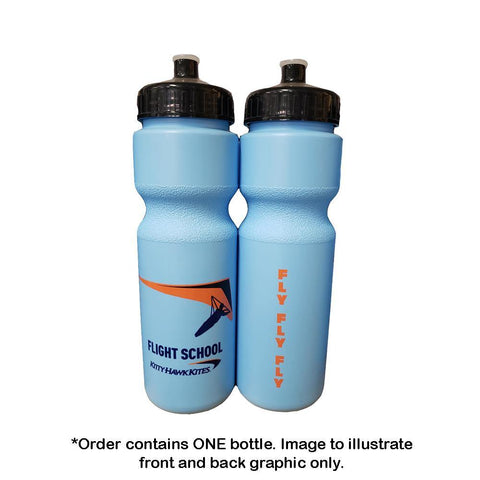Fly Fly Fly Flight School Water Bottle