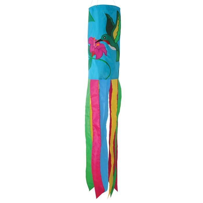 Hummingbird 40 Inch Windsock