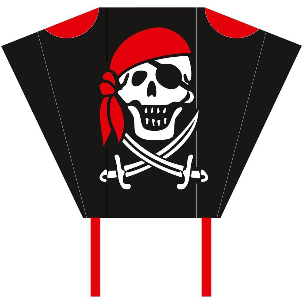 Jolly Roger Pocket Sled Kite - Kitty Hawk Kites Online Store