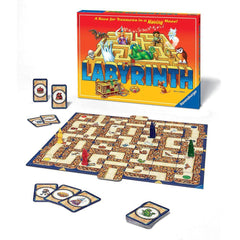 Labyrinth Puzzle Board Game