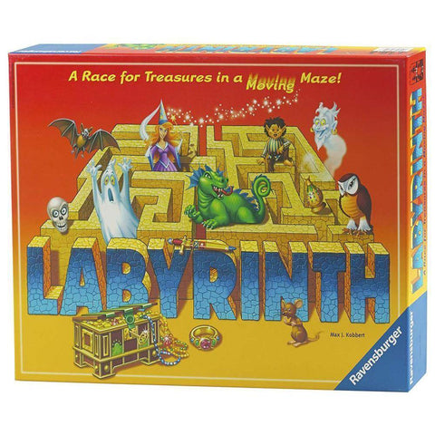 Labyrinth Puzzle Board Game - Kitty Hawk Kites Online Store
