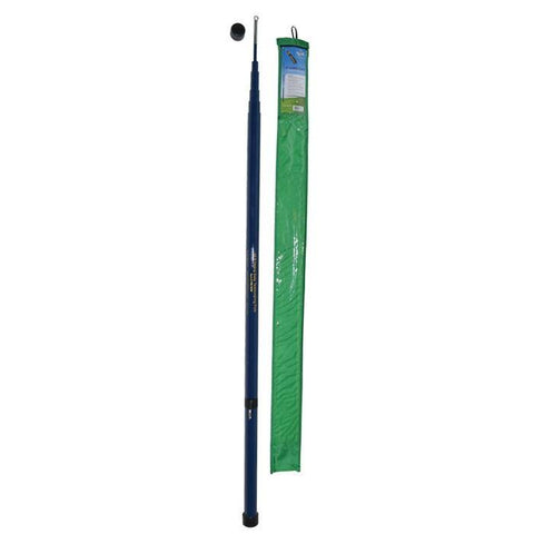 19 Foot Heavy Duty Telescoping Windsock Pole - Kitty Hawk Kites Online Store