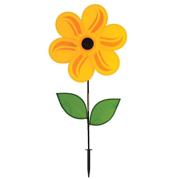 "19"" Sunflower With Leaves - Kitty Hawk Kites Online Store"