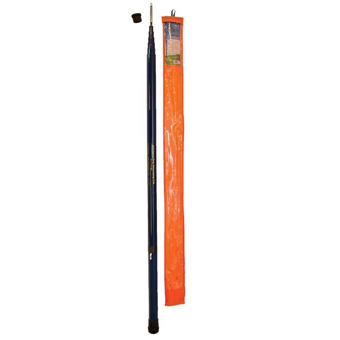 22 Foot Heavy Duty Telescoping Windsock Pole - Kitty Hawk Kites Online Store