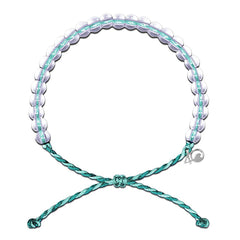 4Ocean Teal Manta Ray Bracelet - Kitty Hawk Kites Online Store
