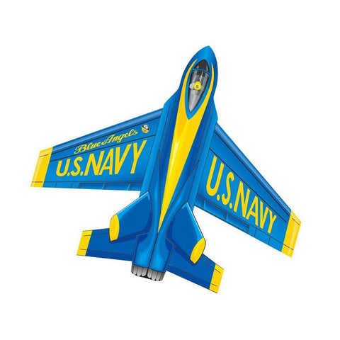 Blue Angels Jet MircroKite - Kitty Hawk Kites Online Store