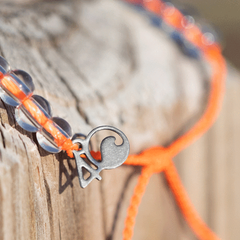 4Ocean Limited Edition Orange Octopus Bracelet