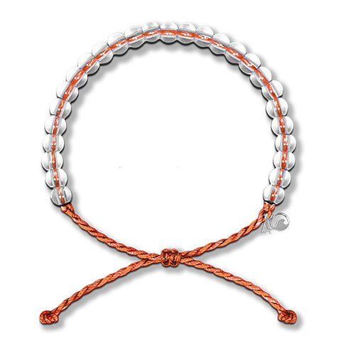4Ocean Orange Octopus Bracelet - Kitty Hawk Kites Online Store