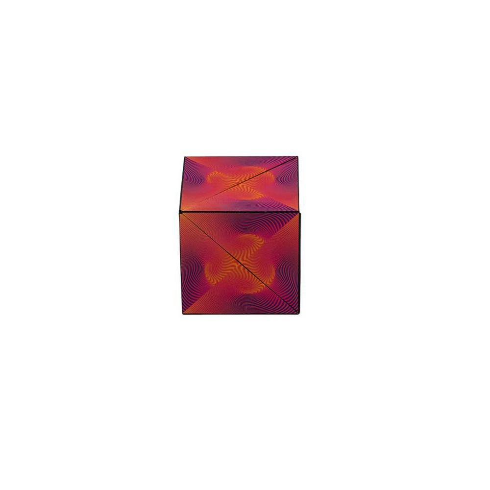 Shashibo Shape Shifting Box - Optical Illusion - Kitty Hawk Kites Online Store