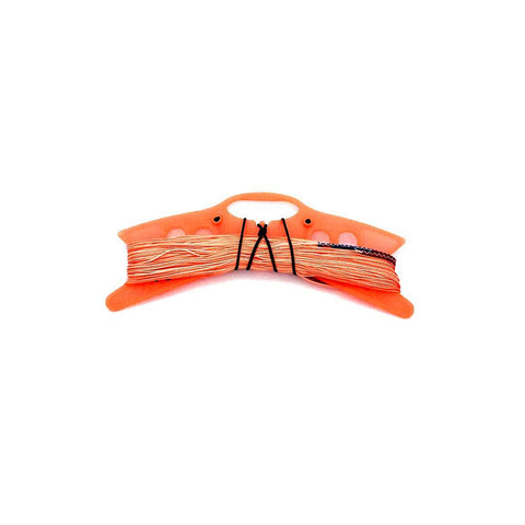441LB x 98ft Colored Dyneema Stunt Kite Line - Orange