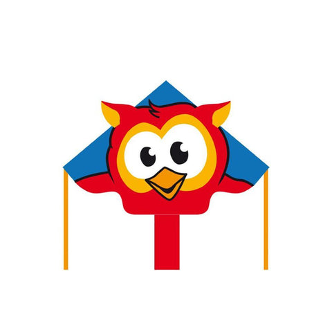 Eco Line Simple Flyers - Owl Delta Kite - Dp