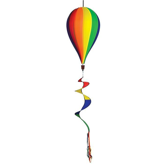Large Rainbow Hot Air Balloon