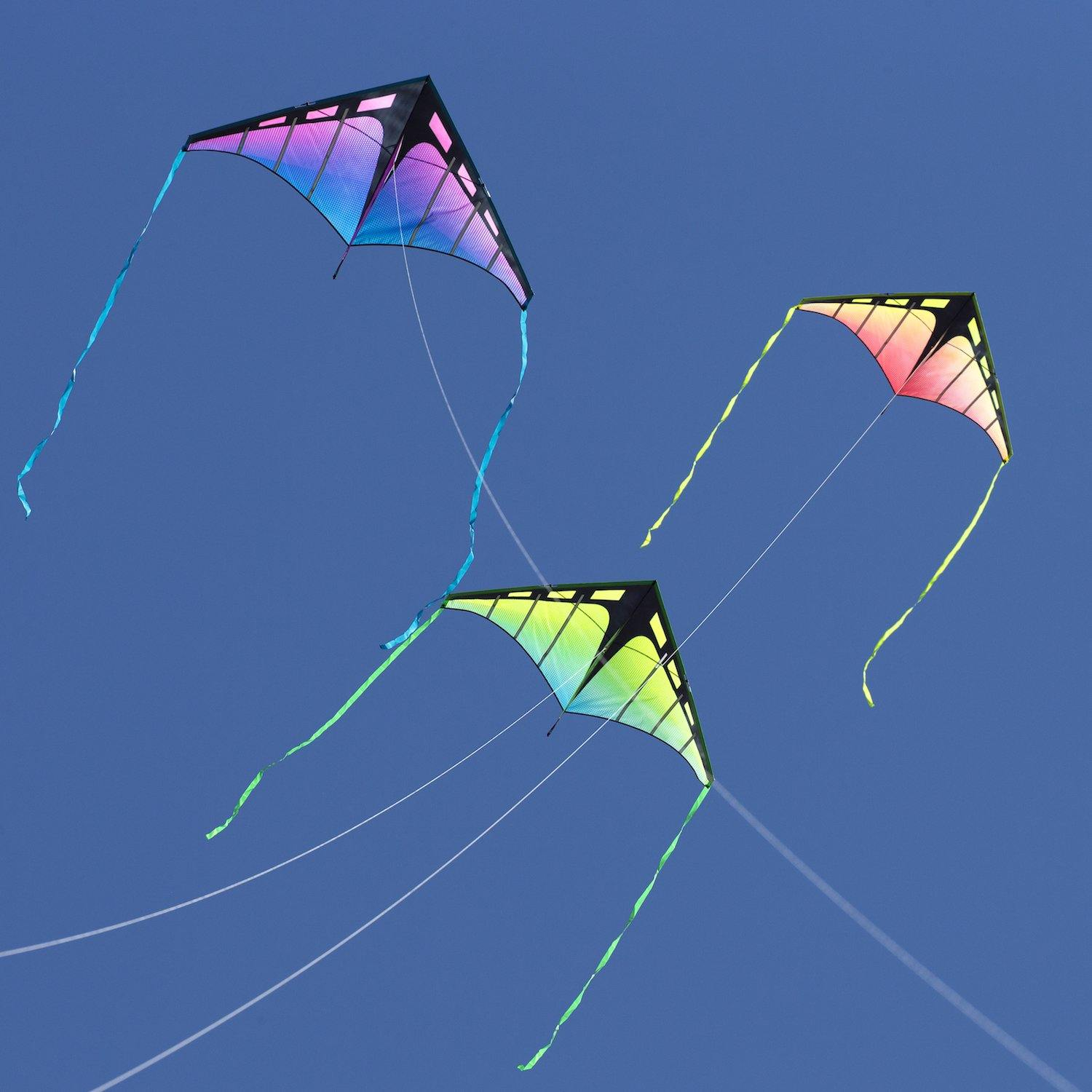 Zenith 5 Delta Kite (aka The New Stowaway)