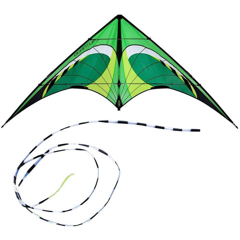 Prism Quantum Stunt Kite and Tube Tail Bundle