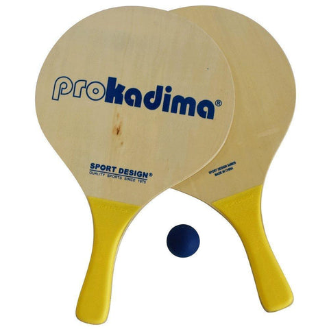 Pro Kadima Paddle Ball Set