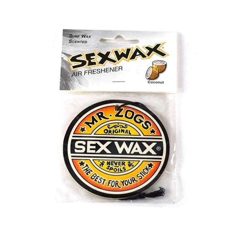 Mr. Zogs Original Sexwax Air Freshener