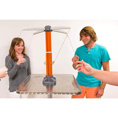 Table Top Tiki Toss Game