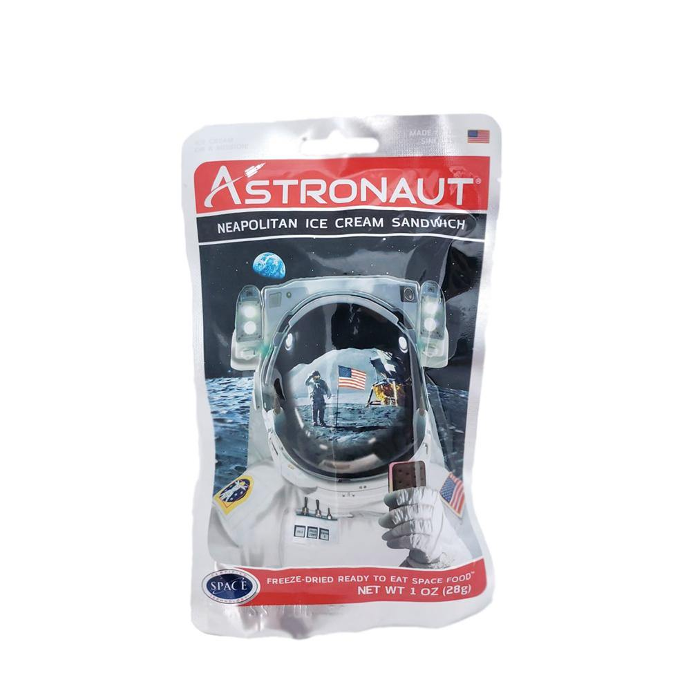 Astronaut Space Ice Cream Sandwich - Metropolitan