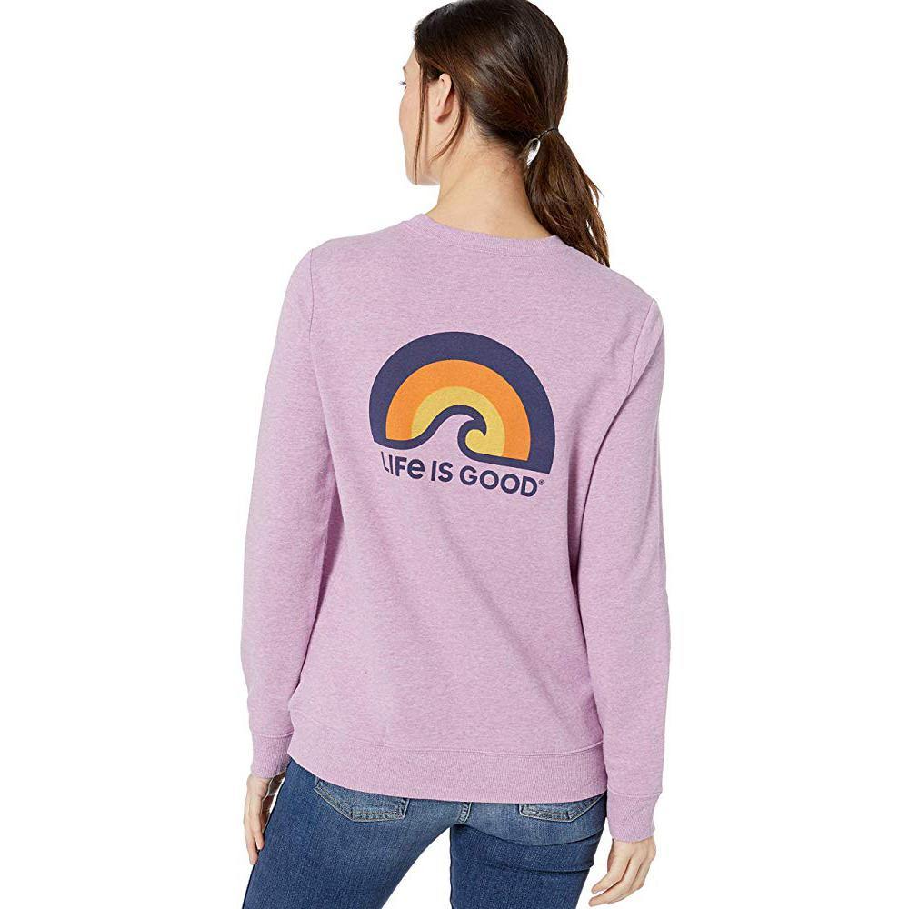 W Simply True CR Sunset Wave SIZE LARGE