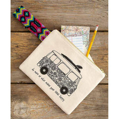 Van Do More Of What Makes You Happy Sayulita Wristlet