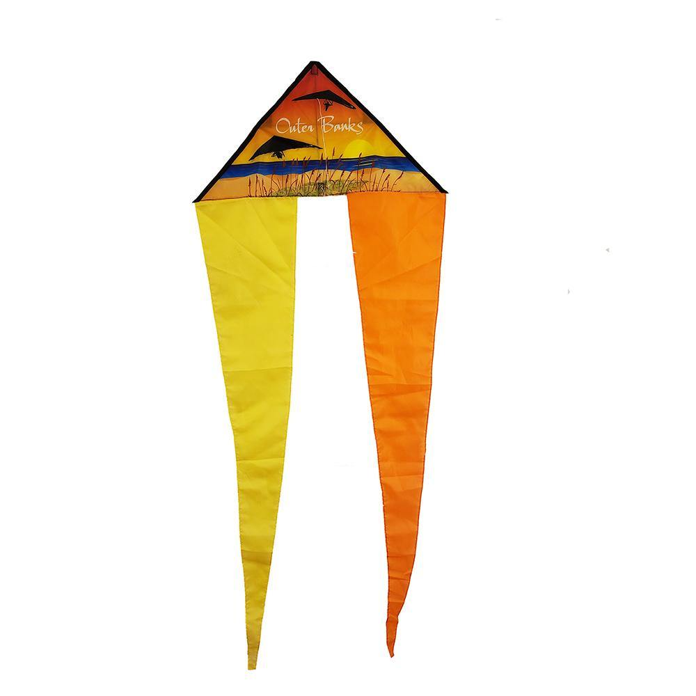 OB Custom Hang Gliders Zippy Flotail Delta