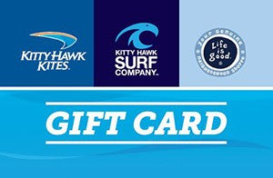 GIVE THE GIFT OF A GIFT CARD!