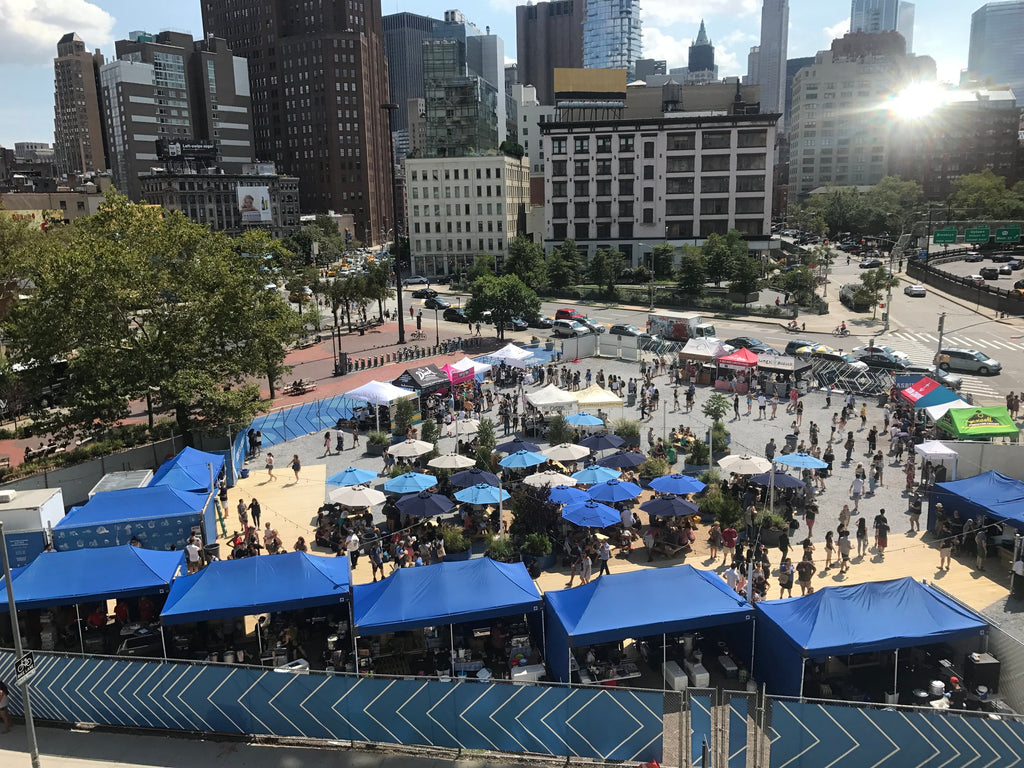 Smorgasburg joining Brooklyn Flea in SoHo!